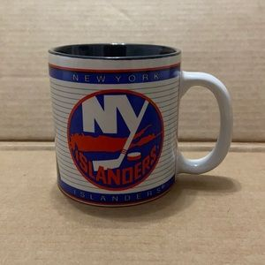 NHL 1994 Sports Impressions New York Islanders Mug